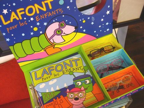 lafont kid's(ラフォンキッズ) 福岡天神の子供メガネはGlass Shop EYEROBICS(アイロビクス)