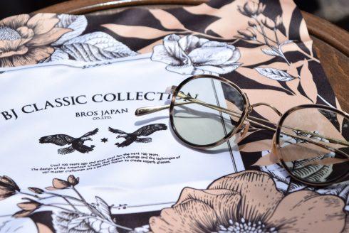 BJ Classic Collection ~TRUNKSHOW 2017 the second.~ 開催中!  福岡天神大名の眼鏡(メガネ)のセレクトショップGlass Shop EYEROBICS(アイロビクス)