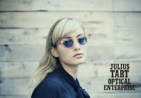 「JULIUS TART OPTICAL」 VIP EXHIBITION 12.1-12.10 ジュリアス・タート・オプティカル 福岡天神大名の眼鏡(メガネ)のセレクトショップGlass Shop EYEROBICS(アイロビクス)