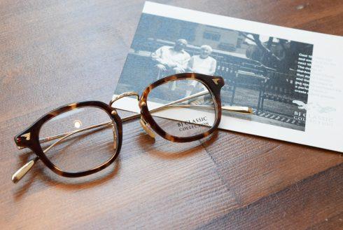 BJ Classic Collection TRUNK SHOW 2018 本日よりスタート。  福岡天神大名の眼鏡(メガネ)のセレクトショップGlass Shop EYEROBICS(アイロビクス)