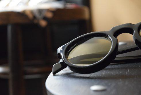 Lesca LUNETIER vintage 8mm Round Panto  福岡天神大名の眼鏡(メガネ)のセレクトショップGlass Shop EYEROBICS(アイロビクス)